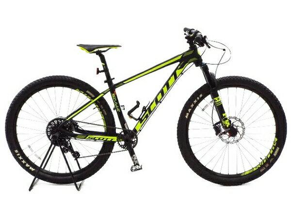 【中古】 Scott Scale 745 スコット スケール マウンテンバイク 11速 2017年 モデル Sサイズ 自転車 楽 【大型】 T3507128
