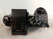 【中古】中古Panasonicパナソニックデジタル一眼カメラボディDMC-G7-K撮影映像記録趣味コレクションS2346242