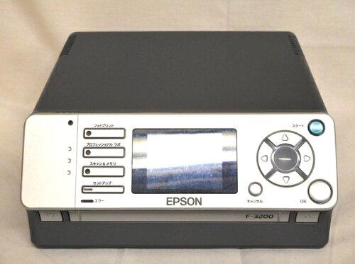 EPSON エプソン フィルムスキャナ F-3200 付属有り パソコン周辺機器 T2096865