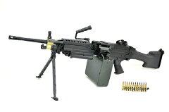 【中古】 A&K AK-003 FN M249 Minimi Mk-2 ミニミ 軽機関…