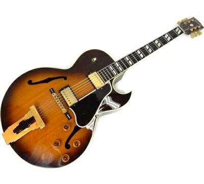 【中古】 Gibson L-4CES フルアコ ギター 89年製 純正ケース フルアコースティック S1750212