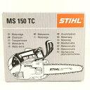 未使用 【中古】 STIHL MS 150 TC-E 最軽量 トップ ハンドル チェンソー 電動 工具 未使用 Y4056988