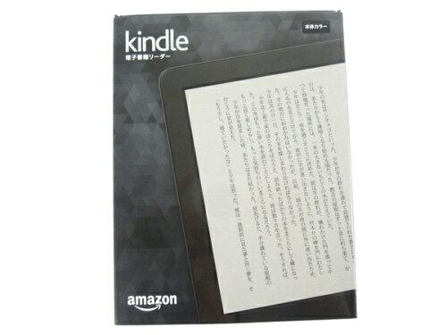 未使用 Amazon Kindle 第7世代 WP63GW 電子書籍リーダー Wi-Fi 4GB ブラック Y1839576