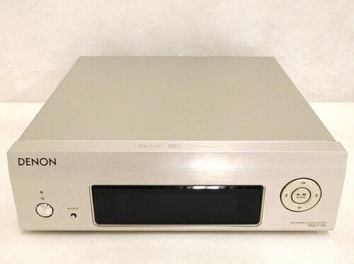 美品DENON DNP-F109 ネットワークオーディオプレーヤー シルバー 2015年製 オーディオ AV...