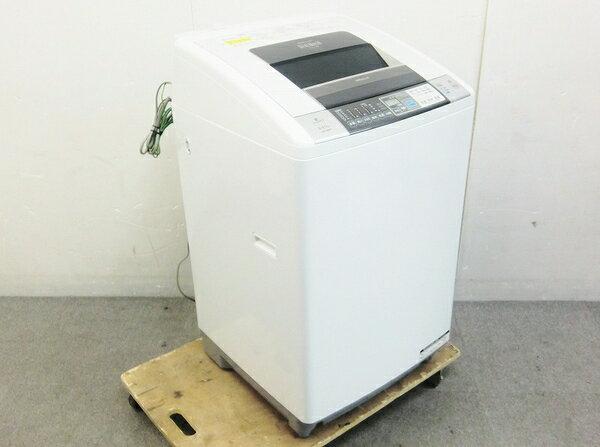 【中古】 HITACHI 日立 BEATWASH BW-D8TV N 洗濯乾燥機 8kg シャンパン【大型】 O2543811:ReRe(安く買えるドットコム)