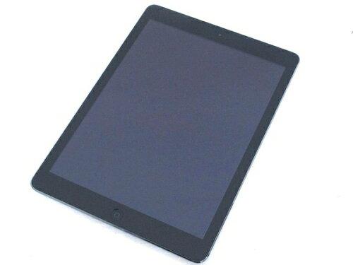美品美品 Apple iPad Air MD785J/A Wi-Fi 16GB 9.7型 スペースグレイ タブレット T2383480