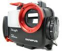 【中古】OLYMPUS PT-051 防水 カメラ プロテクター ダイビング 水中 写真 器材 海 S2054784