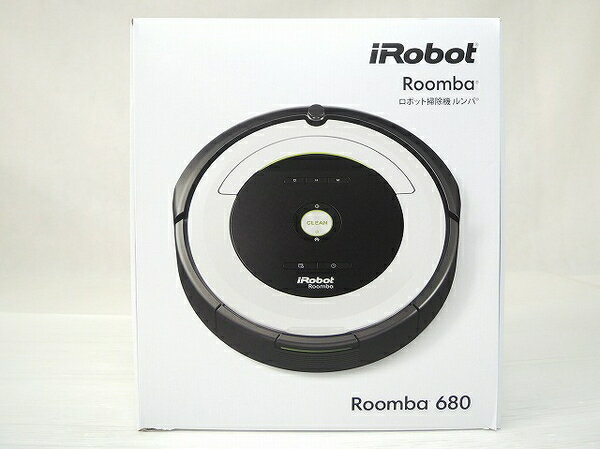 irobot roomba 680 o2286410 rere. Black Bedroom Furniture Sets. Home Design Ideas