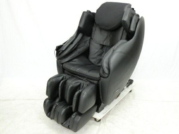 【中古】 FAMILY ファミリーイナダ FMC-S333E8 マッサージチェア ブラック 黒 【大型】 K2569625