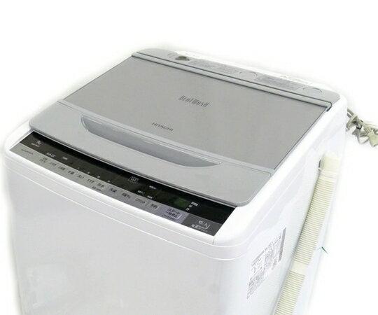【楽天市場】【中古】 日立 洗濯機 ビートウォッシュ BW-9WV 9kg ...