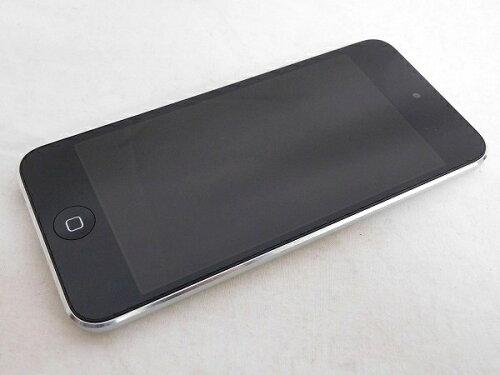美品Apple iPod touch ME643J/A 16GB Black/Silver オーディオ ポータブルオーディオプレ...