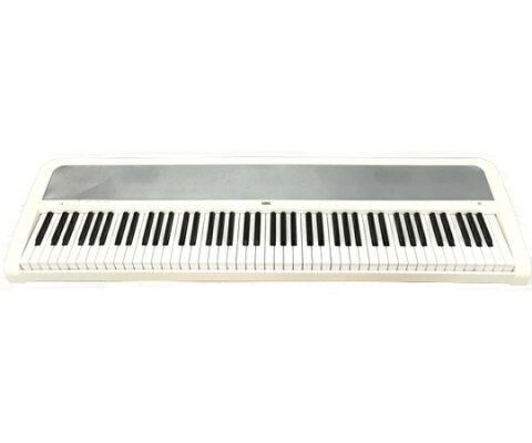 【中古】 KORG 電子ピアノ B1 88鍵 キーボード ホワイト ピアノ コルグ S4298634