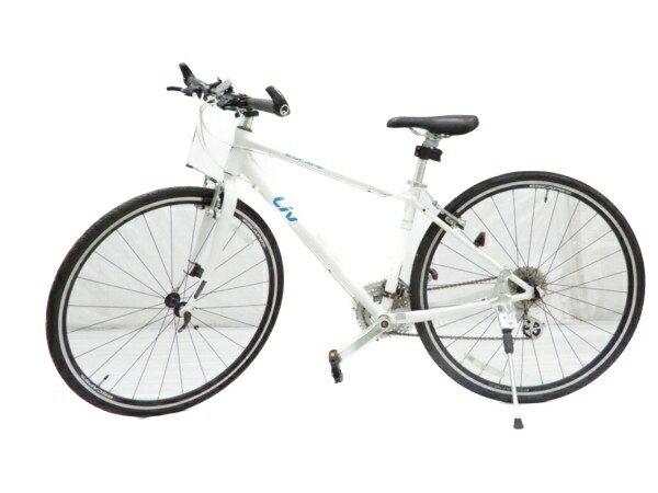 【中古】 GIANT Liv ESCAPE R3 W クロスバイク アウトドア 24変速 XS 自転車 サイクリング Y3213170