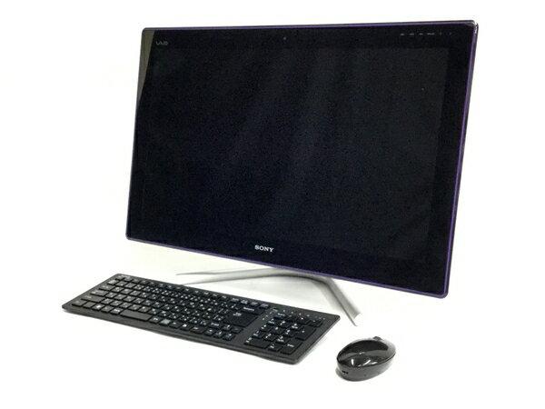 【中古】 SONY VAIO L VPCL24AJ 24型 Core i7 2760QM 2.…