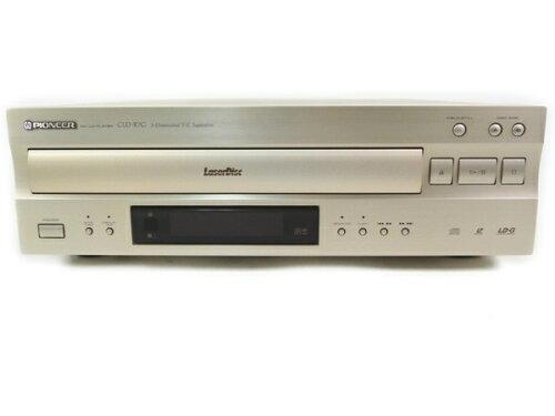 PIONEER パイオニア CLD-R7G CD LDプレーヤー Y1890655