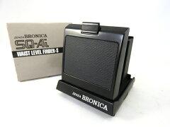 【中古】 ZENZA BRONICA ウエストレベルファインダーS SQ-AI 用 F1566175