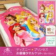 タオルケット/ディズニー/プリンセス/お昼寝サイズ/お昼寝ケット/キャラクター