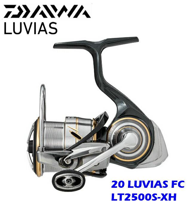 フィッシング, リール 1 !! 20 FC LT2500S-XHLUVIAS FC LT2500S-XHDAIWA