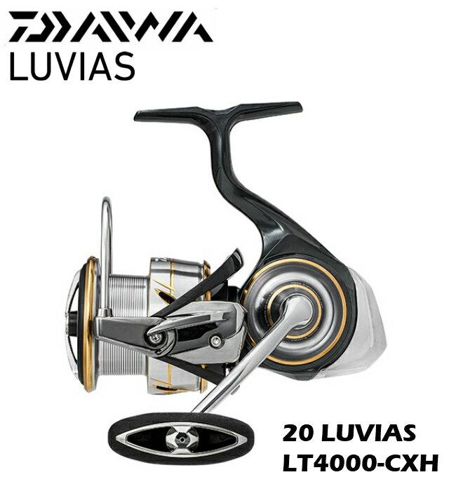 フィッシング, リール 2 !! 20 LT4000-CXHLUVIAS LT4000-CXHDAIWA