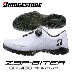 ブリヂストン ZSP-BITER ゼロ・スパイクバイター ゴルフシューズ SHG…