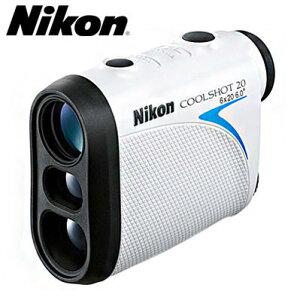 Nikonニコン携帯型レーザー距離計COOLSHOT20
