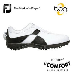 FOOTJOY[フットジョイ]eComfortBoaレディースゴルフシューズ98657[イーコンフォートボア]