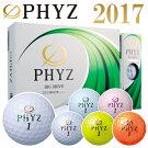 BRIDGESTONE(ブリヂストン)PHYZ-ファイズ-2017ゴルフボール(12球)