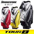 BRIDGESTONE GOLF [ブリヂストン ゴルフ] TOUR B ネオアスリート モデル キャディバッグ CBG707