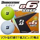 BRIDGESTONEGOLF[ブリヂストンゴルフ]e6SOFT(1ダース:12球)