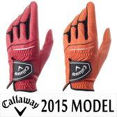 Callaway [キャロウェイ] Warbird Glove [ウォーバード] ゴルフ グローブ 15 JM