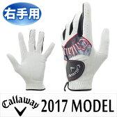 Callaway [キャロウェイ] Graphic [グラフィック] 【右手用】 グローブ 17 JM
