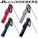 J.LINDEBERG [ジェイ・リンドバーグ] セルフスタンド クラブケース JL-018RB