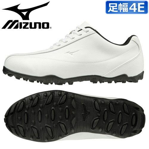 MIZUNO [ミズノ] WALKING STYLE [ウォーキングスタイル] ゴルフ シューズ 51GQ199001 【足幅EEEE/4E】