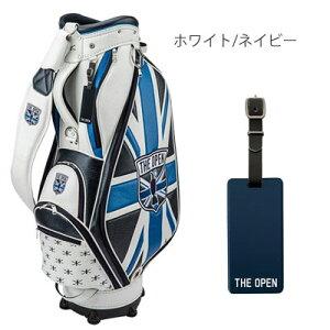 MIZUNO(ミズノ)THEOPENメンズカートキャディバッグ5LJC171200