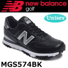 NEWBALANCEGOLF[ニューバランスゴルフ]ユニセックスDスパイクレスシューレース[ブラック]MGS574