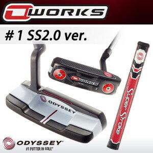 ODYSSEY(オデッセイ)O-WORKSパター#1