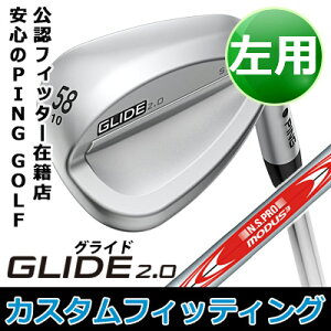PING[ピン]GLIDE2.0WEDGE[グライド2.0ウェッジ]N.S.PROMODUS3TOUR105スチールシャフト[日本正規品]