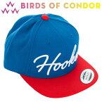 【週末限定ポイント20倍】 BIRDS OF CONDOR [バード オブ コンドル] BOC SNAPBACKS HOOKER ゴルフ キャップ TEMC9S01