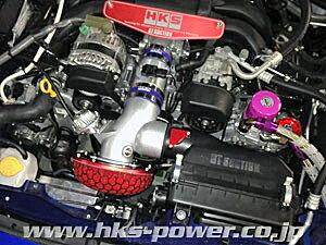 HKS GT SUCTION スバル BRZ ZC6用 ECUフリーハーネス付き (70025-AT001/45999-AF004)【インテーク】エッチケーエス GTサクション