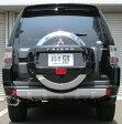 柿本改 カキモトレーシング GT box 06&S ミツビシ パジェロ 4WD V98W用(M44334)【マフラー】