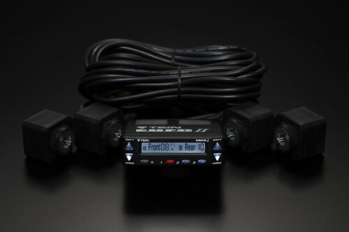 テイン EDFC II(2) コントローラーキットEDK04-P9669+モーターキット EDK05-12120のセット 【車...