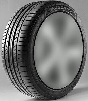 PIRELLI DRAGON SPORT 225/45R18 95W XL 【225/45-18】 【新品Tire】ピレリ タイヤ ドラゴンスポーツ【店頭受取対応商品】