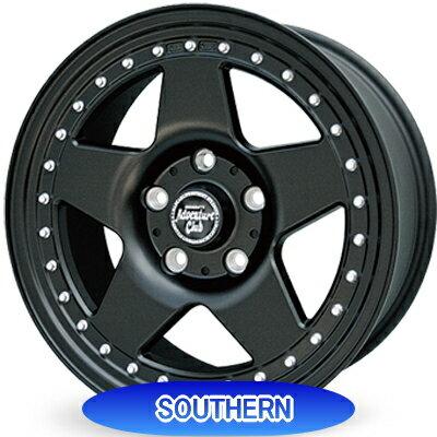 ホイール: CAN ASSOCIATES SOUTHERN ホイールサイズ: 7.0J-16 タイヤ銘柄: BF Goodrich ALL-Terrain T/A KO2 タイヤサイズ: 225/70R16 タイヤ&ホイール4本セット【16インチ】画像