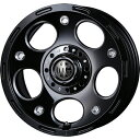 ホイール: CRIMSON MG DEMON ホイールサイズ: 5.5J-16 タイヤ銘柄: YOKOHAMA GEOLANDAR A/T G015 タイヤサイズ: 215/70R16 タイヤ&ホイール4本セット【16インチ】