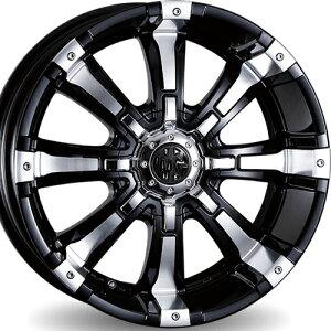 ホイール: CRIMSON MG BeasT ホイールサイズ: 5.5J-16 タイヤ銘柄: TOYO TRANPATH M/T タイヤサイズ: 195R16C タイヤ&ホイール4本セット【16インチ】