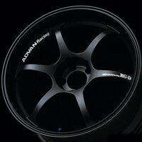 YOKOHAMA ADVAN Racing RG-D 8J-18とDUNLOP DIREZZA DZ102 235/40R18の4本セット