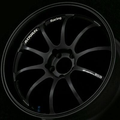 YOKOHAMA ADVAN Racing RS-D 7.5J-18とDUNLOP LEMANS4 LM704 225/40R18の4本セット