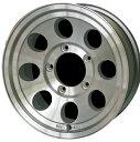 ホイール: CAN Associates JIMLINE TYPE2 ホイールサイズ: 6.0J-15 タイヤ銘柄: YOKOHAMA GEOLANDAR A/T G015 タイヤサイズ: 215/75R15 タイヤ&ホイール4本セット【15インチ】