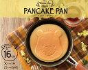 【新商品】ディズニーパンケーキパン(くまのプーさん S2)Disney プーさん ガス専用 16cm フッ素 加工 ホットケーキ