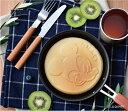 【新商品】ディズニーパンケーキパン(ミッキーマウスS2)Disney ミッキー ガス専用 16cm フッ素 加工 リニューアル ホットケーキ